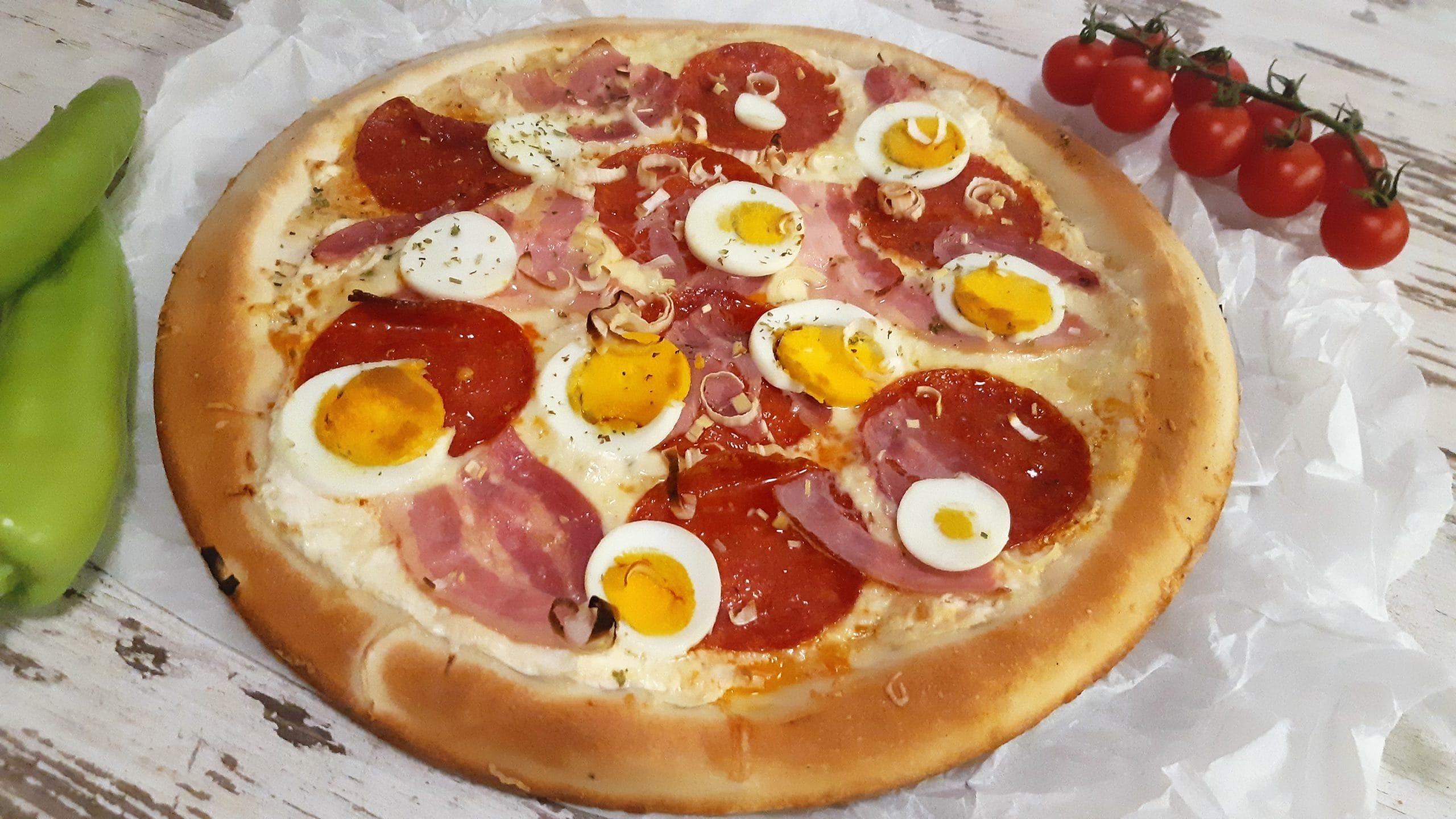 Alpesi pizza