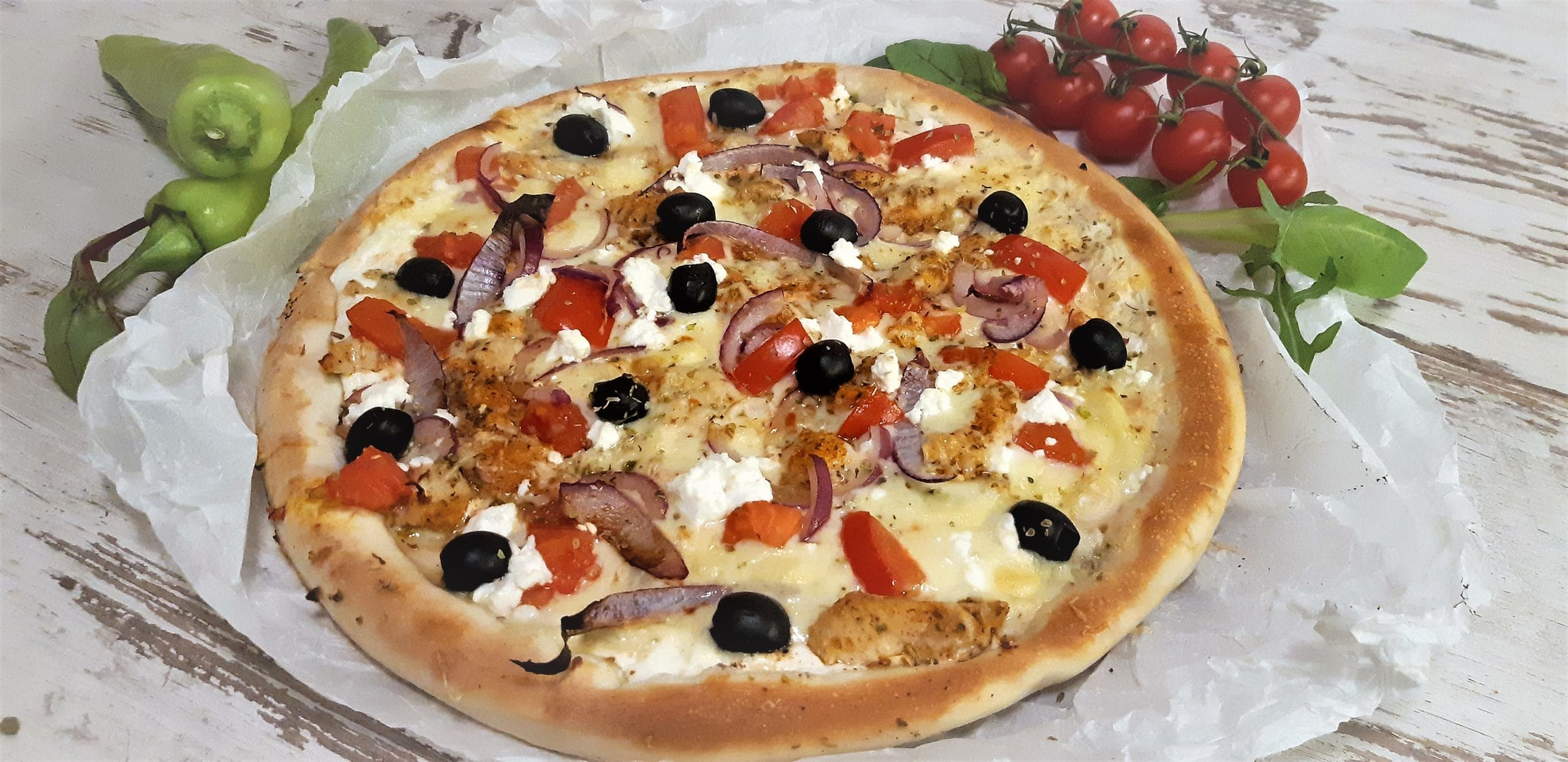 Görög pizza