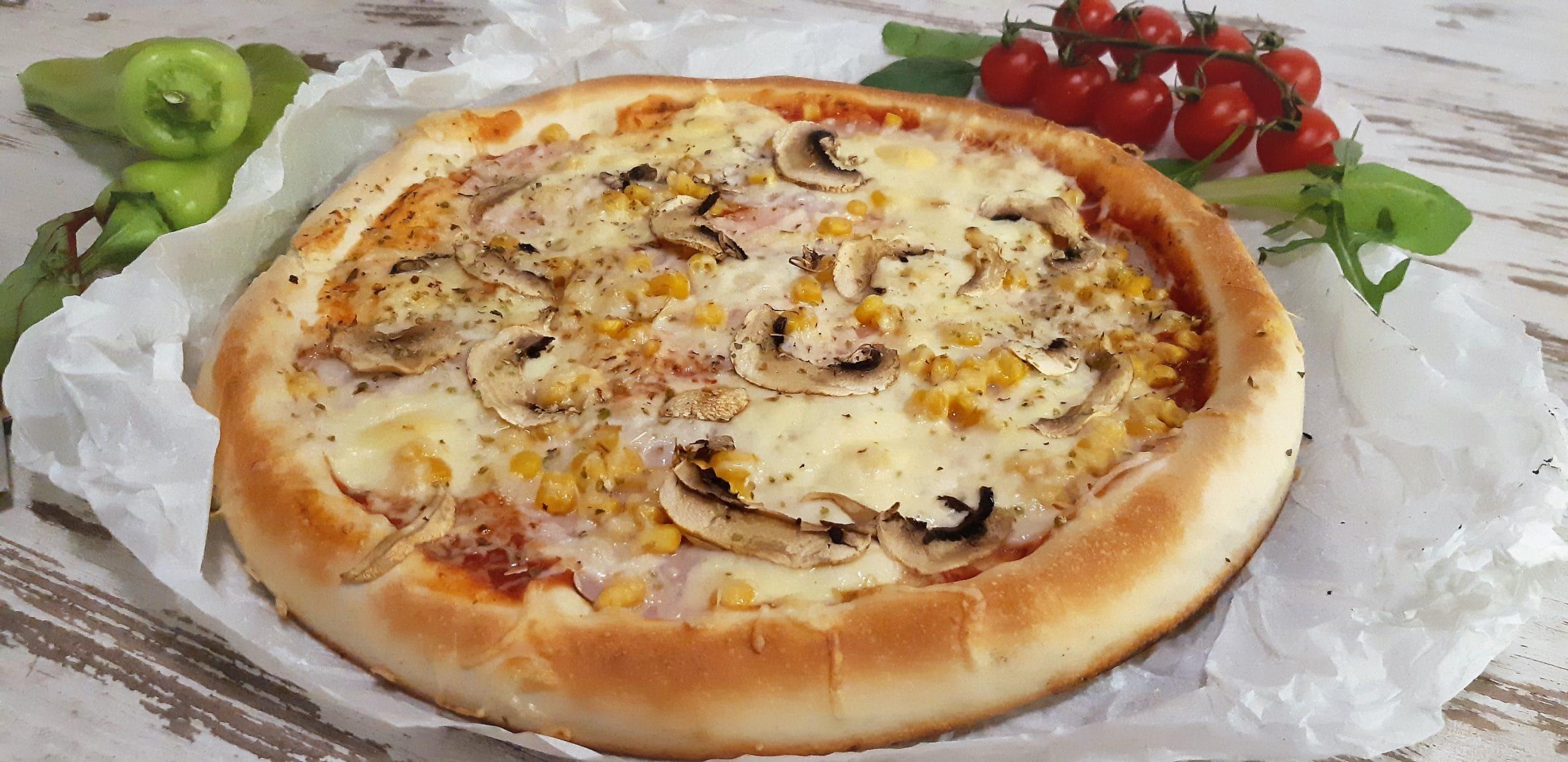 SonGoKu pizza
