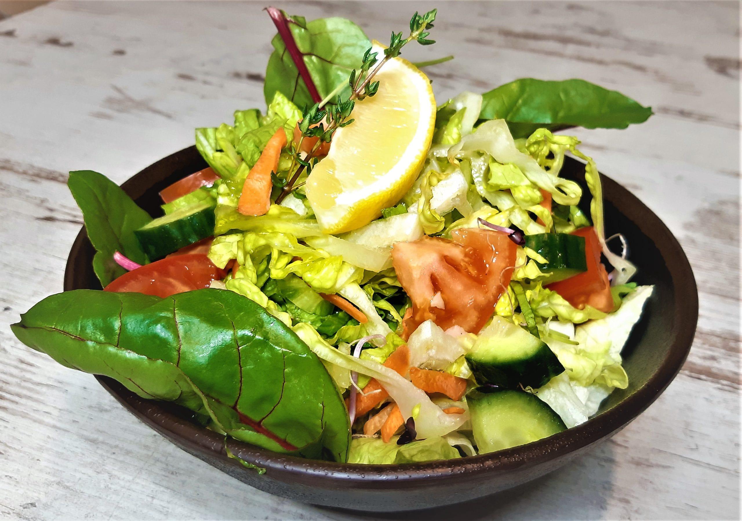 Vitamin zöldsaláta