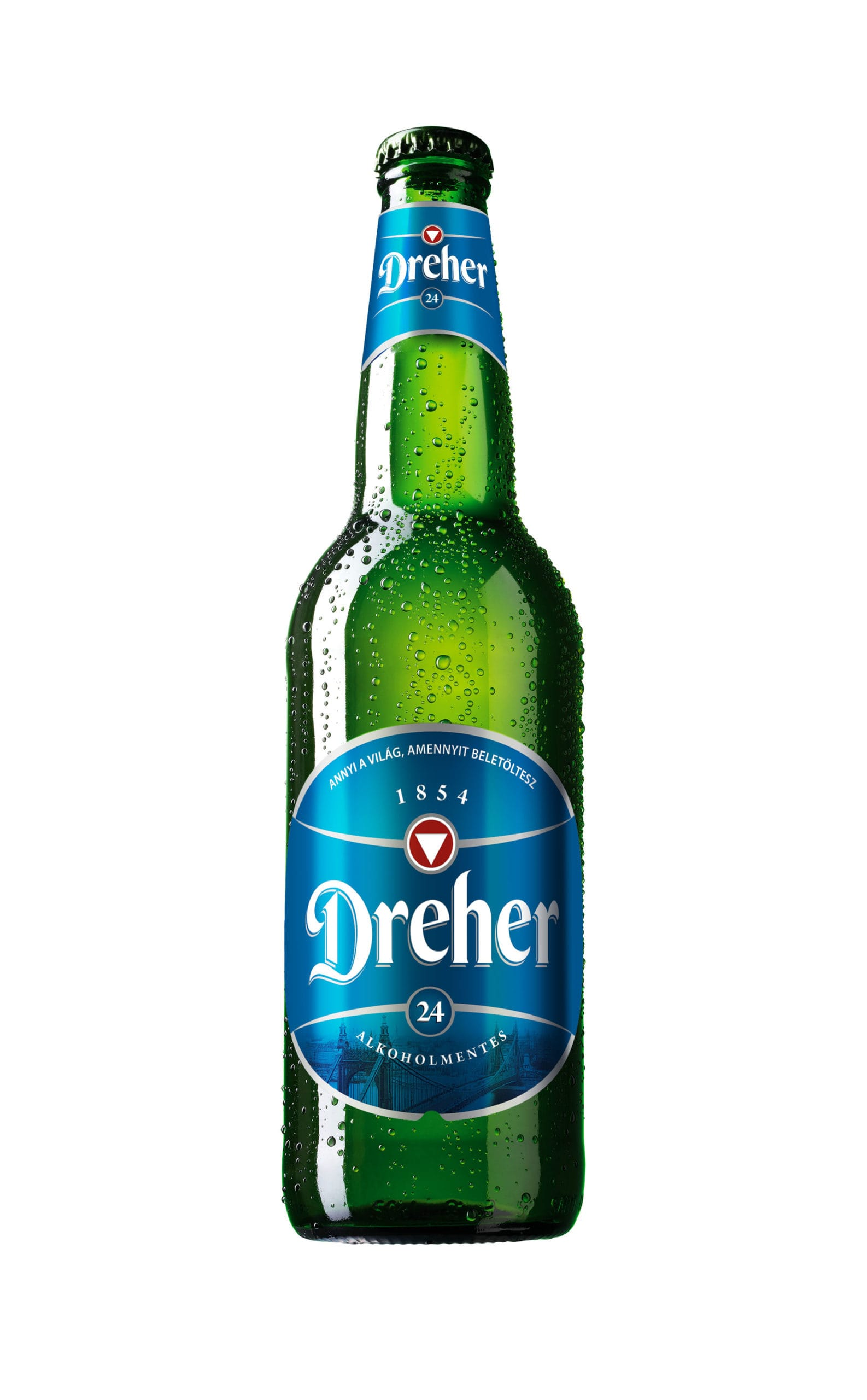 Dreher 24 alkoholmentes sör